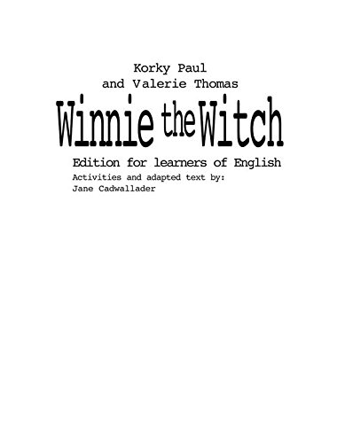 Winnie the Witch: Story Book (with Activity Booklet) - 9780194319041