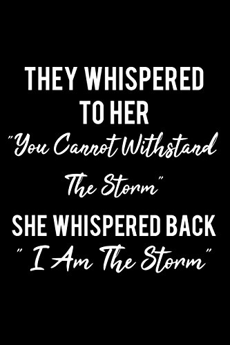 They Whispered To Her