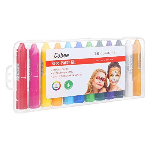 cobee-crayon-de-couleur-pour-visage-et-corps-crayons-corporels-pour-deguisement-maquillage-peinture-