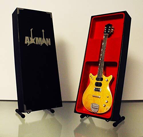 Miniatura Guitarra Replica: Malcom jóvenes