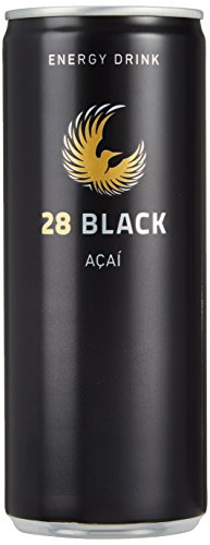 28 Black Acai, 24er Pack, EINWEG (24 x 250 ml) - Acai Berry Drink