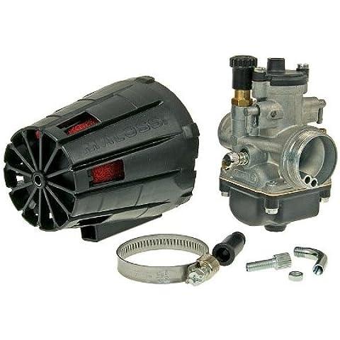 Kit Carburatore MALOSSI MHR PHBG 19BS per Piaggio, Minarelli