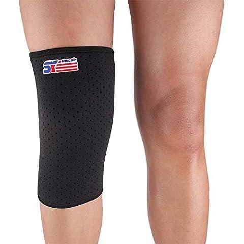 SaySure - SX607 Sports Leg Knee Patella Support Brace Wrap Protector