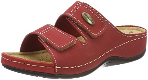 Tamaris Damen 27510 Pantoletten, Rot (Red), 38 EU