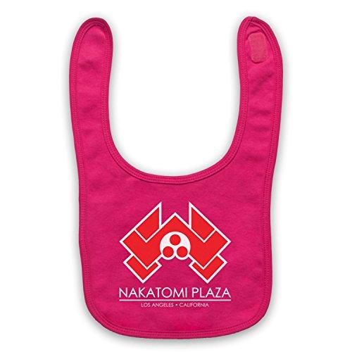 Die Hard Nakatomi Plaza Baby Latzchen, Rosa
