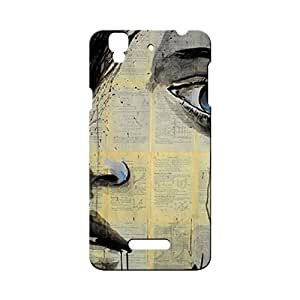 BLUEDIO Designer Printed Back case cover for Micromax Yu Yureka - G2877