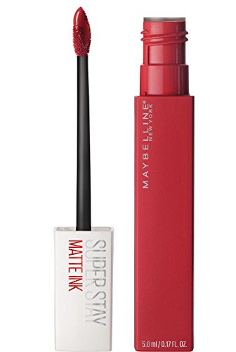 Maybelline New York -  Pack de 2 Barras de Labios Superstay 24H,  Larga Duración,  Tono 20 Pioneer + 40 Believer