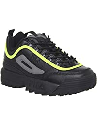 new style 15bad 005e1 Fila Donna Metallic Rose Oro Disruptor II Premium Sneaker