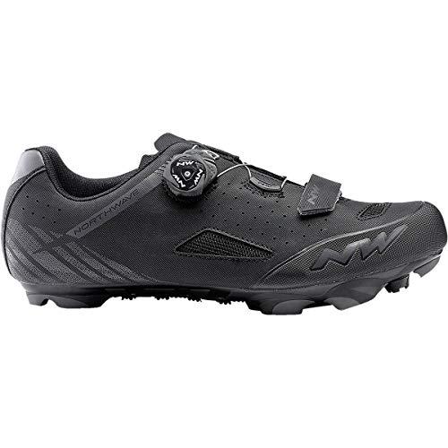 Northwave Origin Plus Wide MTB Fahrrad Schuhe schwarz 2020: Größe: 42