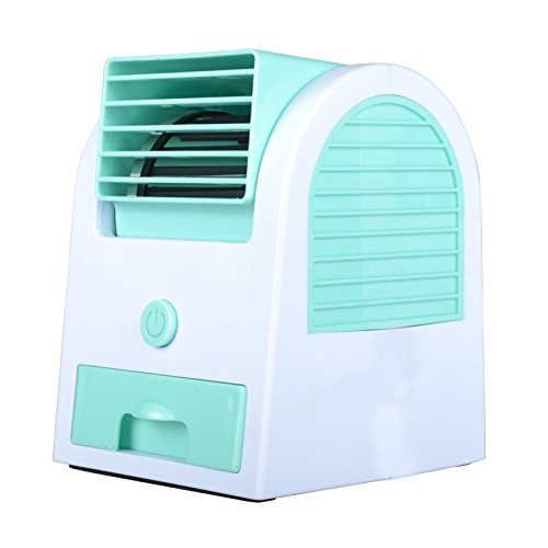 Mini Fragrance Air conditioner Cooling Fan Pista