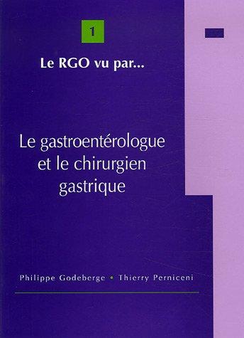 Le gastroentérologue et le chirurgien digestif