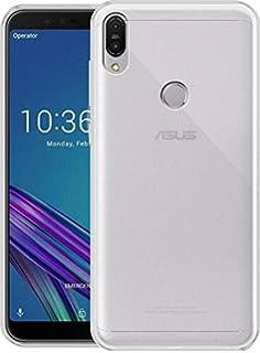 S Hardline Transparent Back Cover for Asus Zenfone Max Pro M1