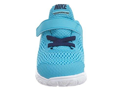 Calzature sportive bambino, colore Blu , marca NIKE, modello Calzature Sportive Bambino NIKE FLEX EXPERIENCE 5 Blu Azzurro bianco