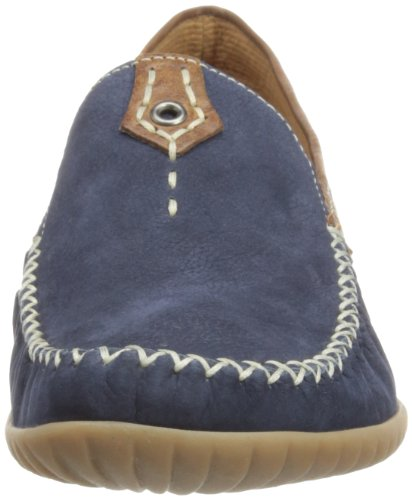 GaborGabor Comfort - Mocassini Donna Blu (Blau (navy/copper))