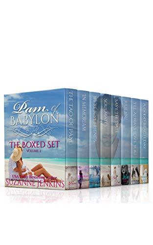 The Pam of Babylon Boxed Set Books 6-10: A Women's Fiction/Romance Series (English Edition)