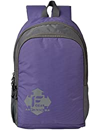 F Gear Castle Lavender 20 Ltrs Lavender Casual Backpack (Castle Lavender)