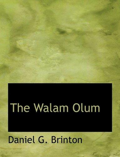 The Walam Olum