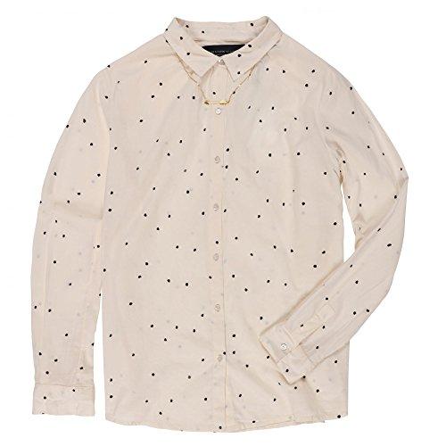Maison Scotch Lightweight Shirt with Print Combo E