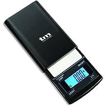 Tm Electron TMPBS002 Báscula digital de precisión de bolsillo con capacidad máxima 100 g, autoapagado