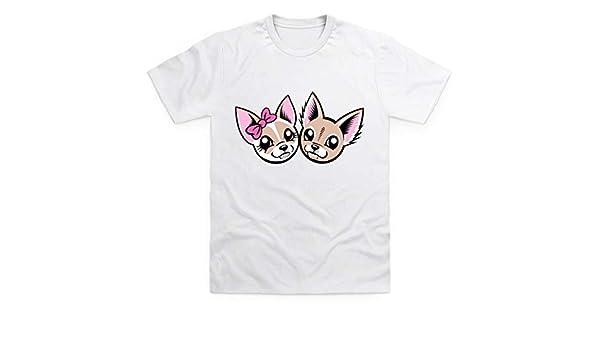 Kira E Ray 100% Cotone T-shirt E Maglie T-shirt Maglietta Dei Me Contro Te Sofi E Lui