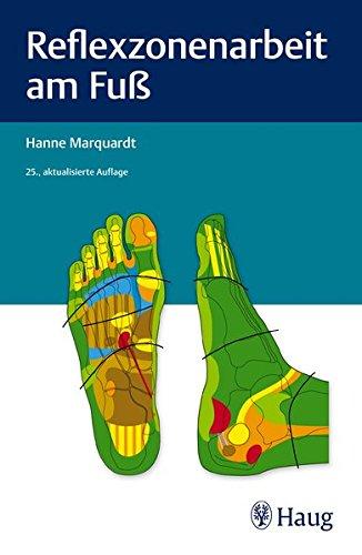 Fußreflexzonenmassage Manuelle (Reflexzonenarbeit am Fuß)