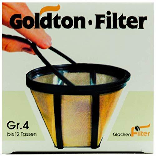 Goldton Kaffee-Dauerfilter