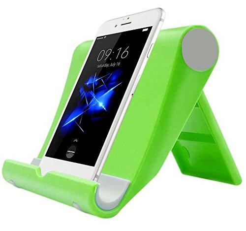 Wicemoon Lazy téléphone support Bureau multi-usages rotatif universel pour iPhone Tablette Base pliable Lazy support de téléphone suppo