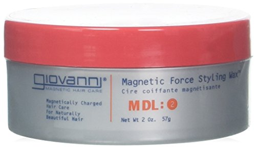 Giovanni Hair Care Products Magnetische Kraft Styling Wax 60 ml