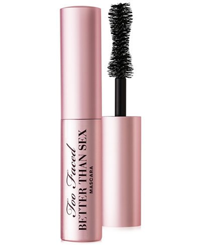 Too Faced Mascara Better Than Sex Taille mini/de voyage 5 ml