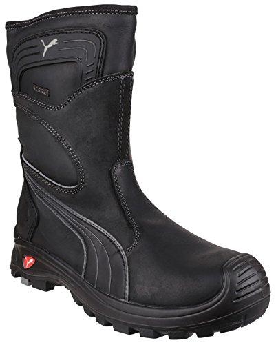 """Puma """"Rigger Mens Safety Work Boot Schwarz"""