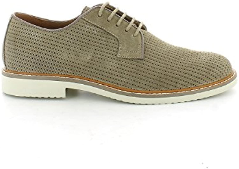 IGICO Man klassische Schuh 76775/00 TORTORA