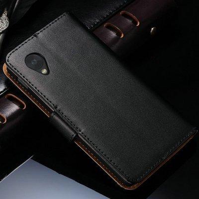 aridox (TM) Étui style livre en cuir véritable avec support pour lg Google Nexus 5D820D821Mobile Coque arrière avec fente pour carte Hot vente