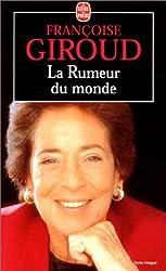 La Rumeur du monde : Journal, 1997 et 1998