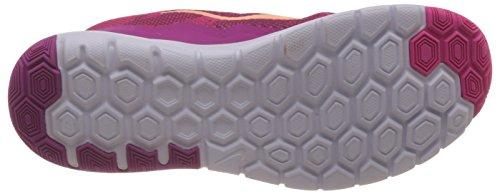 Nike Flex Experience RN 4 Prem Dames Chaussures de Course Pink