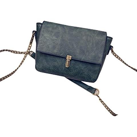Donne Retro borsa di modo Tracolla Grande borsa Tote signore,Fami