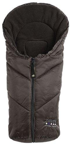 Preisvergleich Produktbild Odenwälder 11027-660 Schalensitz Fusssack Teddy P5 schoko