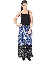 Franclo Women's Bandhej skirt
