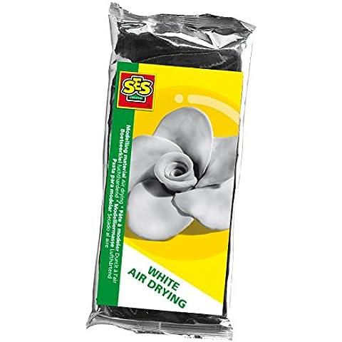 SES Creative - Pasta para jugar de modelado, multicolor (00463)