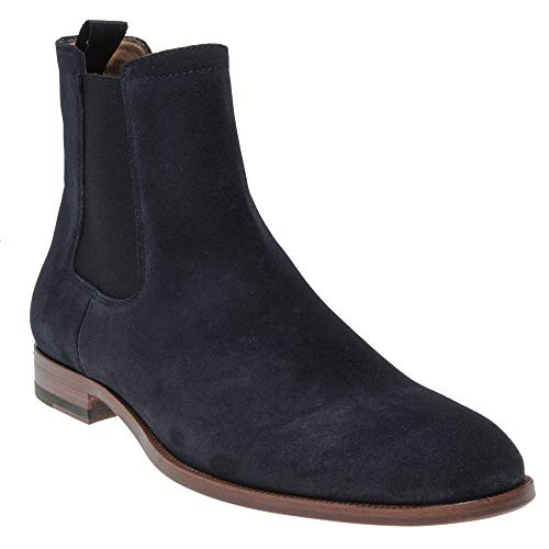 BOSS Cardiff_cheb_SD Homme Boots Bleu