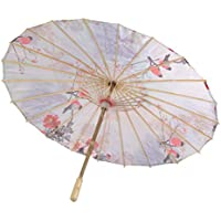 bunt boyAgirl Regenschirm aus /Ölpapier gro/ß