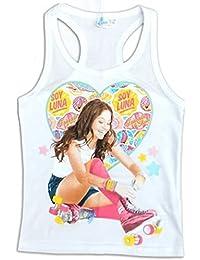 SOY LUNA - Camiseta de tirantes - para niña