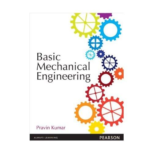 Basic Mechanical Engineering, 1e