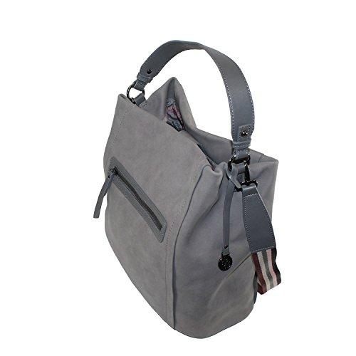 Breitem Shopper Grau Umhängeriemen Handtasche Glüxklee Mit BWQoeCEdxr