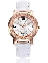 WSPSYB Señora Reloj Cinturón Romano De Arenas De Cuarzo ...