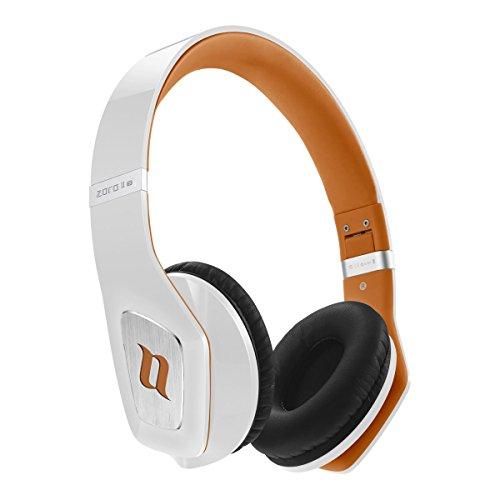 Noontec Zoro HD II Fashion Hi-Fi Headphone - Pearl White