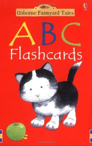 Farmyard Tales ABC Flashcards - Flashcard Ds