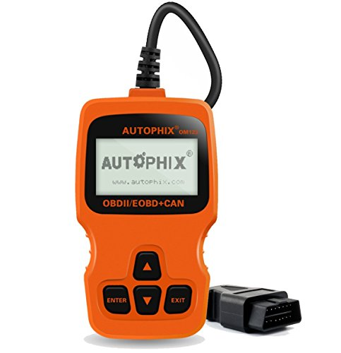 e3c9dcdf7a Autophix OBD2 Diagnostic Tool Car Automotive Engine Code Reader Scanner for  1996 and Later US,