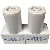 Inline - Cartuccia per filtro doccia KDF,