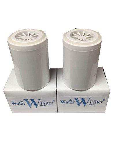 Inline - Cartuchos de repuesto para sistema de filtración de agua (2 unidades)