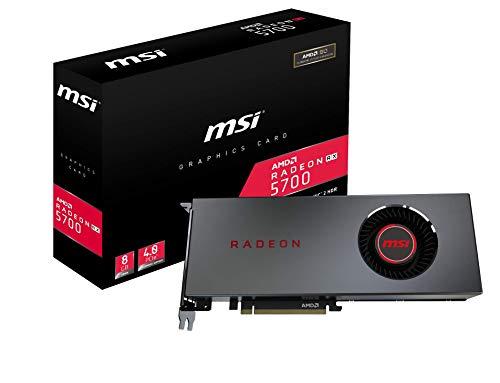 MSI Radeon RX 5700 8G - Tarjeta gráfica (8 GB, GDDR6, 256...